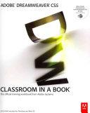 Mygraphicslab Dreamweaver Course with Adobe Dreamweaver Cs5 Classroom in a Book