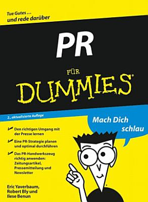 PR f  r Dummies PDF
