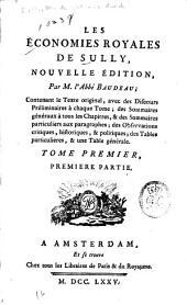 Les économies royales de Sully: Volume1,Page1