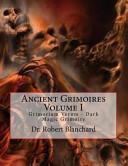 Ancient Grimoires Volume I PDF