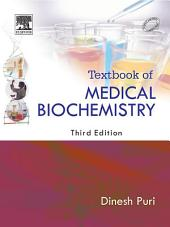 Textbook of Medical Biochemistry: Edition 3