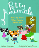Potty Animals Book