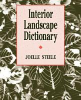 Interior Landscape Dictionary PDF