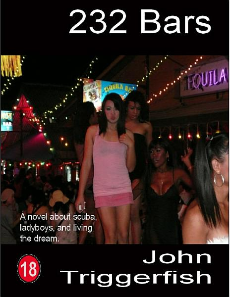 232 Bars  A Novel About Scuba  Ladyboys  and Living the Dream