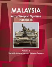 Malaysia Army Weapon Systems Handbook