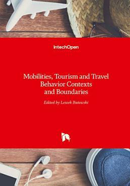 Mobilities  Tourism and Travel Behavior PDF