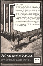 Railway Carmen's Journal: Volume 13