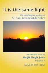 It Is The Same Light Book PDF