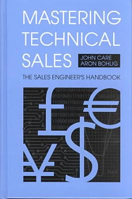Mastering Technical Sales PDF