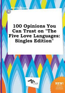 100 Opinions You Can Trust on the Five Love Languages PDF