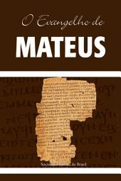 O Evangelho de Mateus: Almeida Revista e Atualizada