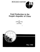 Food Production in the People's Republic of China