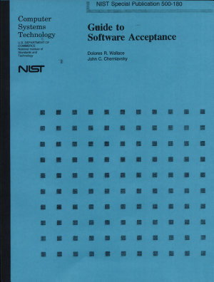 Guide to Software Acceptance