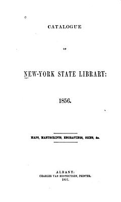 Catalogue of New York State Library PDF