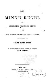 Der Minne Regel