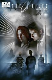 The X-Files Annual 2014
