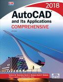 AutoCAD and Its Applications Comprehensive 2018 PDF