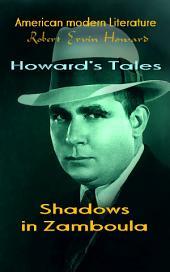 Shadows in Zamboula: American modern Literature