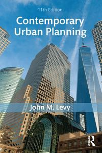 Contemporary Urban Planning Book