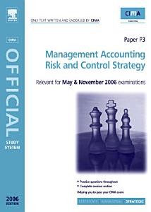 Management Accounting Risk and Control Strategy PDF