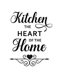 Kitchen the Heart of the Home Book