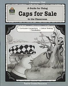 A Guide for Using Caps for Sale in the Classroom Book