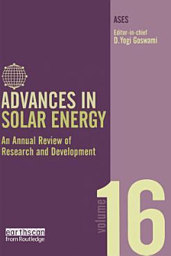 Advances in Solar Energy  Volume 16 PDF