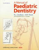 A Manual of Paediatric Dentistry PDF