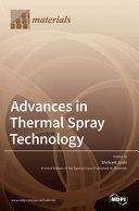 Advances in Thermal Spray Technology PDF