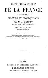 Géographie de la France et de ses colonies et protectorats