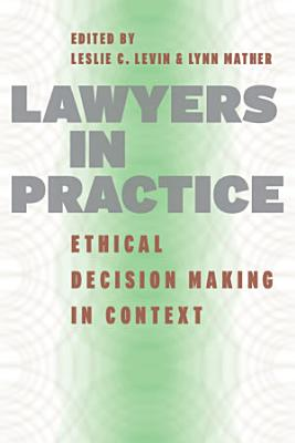 Lawyers in Practice PDF