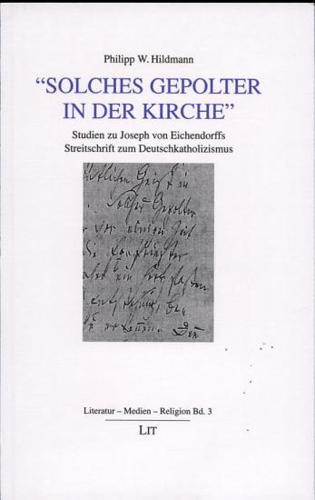 Solches Gepolter in der Kirche  PDF