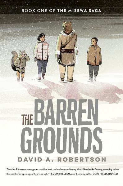 Download The Barren Grounds Book