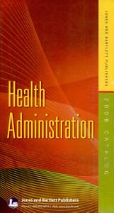 Health Administration Book