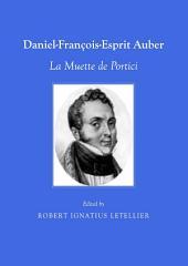 Daniel-François-Esprit Auber: La Muette de Portici