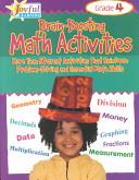 Brain Boosting Math Activities Grade 4 PDF