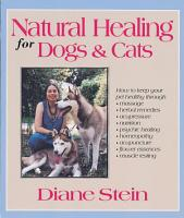 Natural Healing for Dogs and Cats PDF