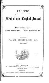 Pacific Medical Journal: Volume 21, Issue 7
