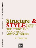 Structure   Style PDF