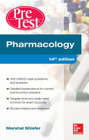 Pharmacology PreTest Self Assessment and Review 14 E PDF