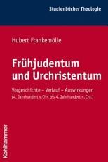 Fr  hjudentum und Urchristentum PDF