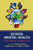 School Mental Health PDF