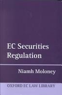 EC Securities Regulation PDF