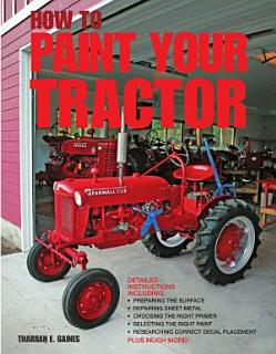 How to Paint Your Tractor Book