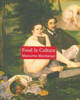 Food is Culture PDF