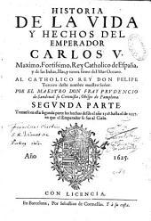 Historia de la Vida y hechos del emperador Carlos V