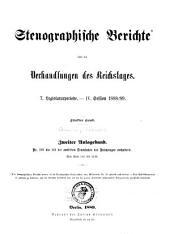 Verhandlungen: Stenographische Berichte, Band 5