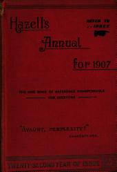 Hazell's Annual
