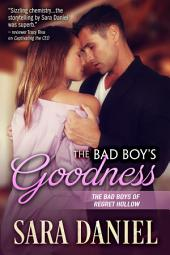 The Bad Boy's Goodness: The Bad Boys of Regret Hollow, Book 4