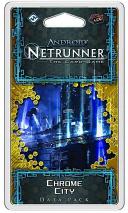 Android Netrunner Lcg - Chrome City Expansion